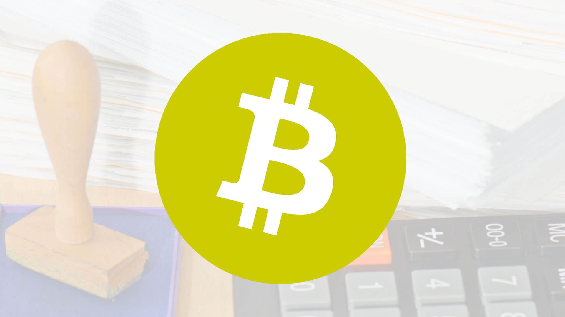 счетоводство на криптовалута биткойн