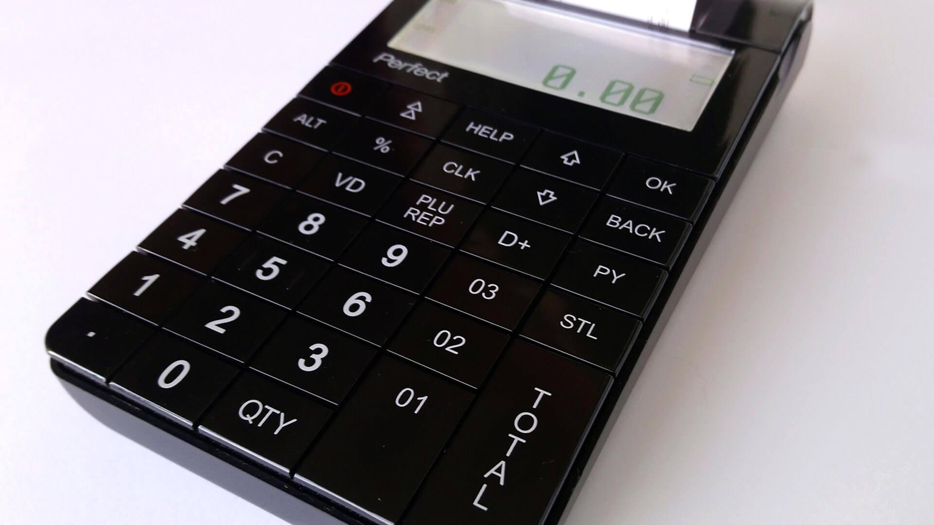 касов апарат daisy perfect s-kl фискално устройство